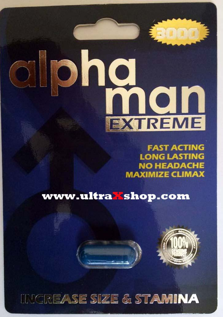 Male sex enhancement products